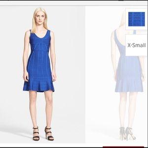 HERVE LEGER Bandage Dress, Size Medium